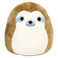 squishmallow plush sloth1 0 ea