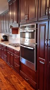 rich and warm i north chico i diamond cabinetry photo credit to shawna ralston lowe s of chico ca