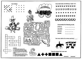 Small Picture Childrens Menus Kids Placemat Coloring Menus for Restaurants