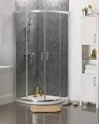 Exellent Curved Shower Enclosures Uk Quadrant With Inspiration Decorating