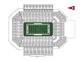 Oklahoma Stadium Seating University Of Oklahoma Stadium