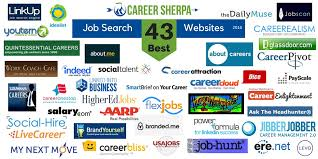 Job Posting Sites 43 Best Job Search Websites 2016 Career Sherpa
