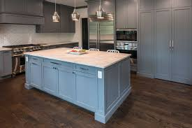 Kitchen Island CloseUp New Custom Homes Globex Developments