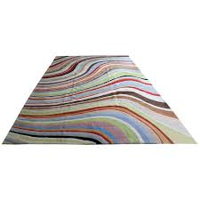 furniture paul smith swirl rug or wall hanging