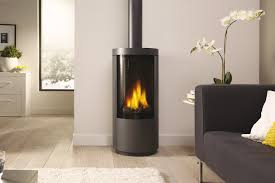 dru  the circo  is a freestanding dru gas stove with a unique