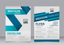 brochure template informational brochure templates free information brochure template