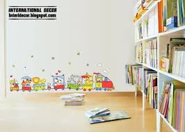wall decorating ideas for children s room
