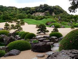 remarkable japanese rock garden design