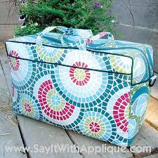 Weekender Bag Pattern