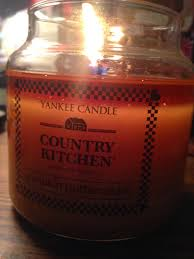 Yankee Candle Country Kitchen All Things Wax