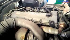 ud nissan diesel je by hino engine view