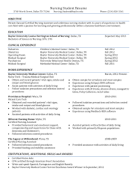 Student Nurse Resume Parent Involvement And Academic Achievement Among Language Nursing 18