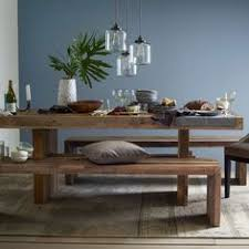 emmerson reclaimed wood dining bench