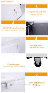 Solar Powered Mini Fridge High Quality Low Energy Consumption 200l Solar 12v Compressor 220v