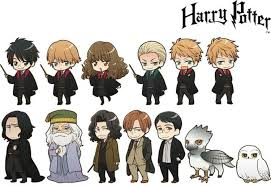 anime characters chibi.  Chibi Harry Potter Is A Franchise That Has Taken The World By Storm And Continues  To Do So Without Help Of Disney I Know Sounds Like An Impossible Feat  For Anime Characters Chibi B