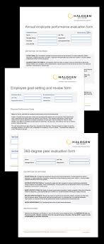 Sample Employee Evaluation Forms - Resume Template Ideas