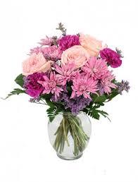 look lively lavender arrangement