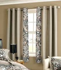 Curtain Ideas For Bedroom Modern Extra Large Windows .