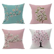 Flower Animal <b>Super Soft</b> Leather <b>European Style</b> Mixed Cushion ...