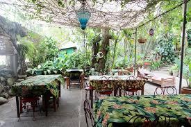 5 secret garden restaurants perfect for road trips