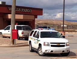 suspect who robbed bank on navajo nation in custody photo courtesy of navajo times