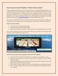 Gps Charts Marine How Do I Get Garmin Gps Update Or Marine Charts Update