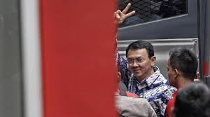 Image result for ahok dipenjara