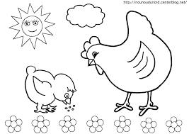 Nos Jeux De Coloriage Poule Imprimer Gratuit Page 3 Of 3