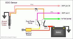 bosch 5 wire o2 sensor wiring diagram wiring diagram oxygen sensor wires rx8club