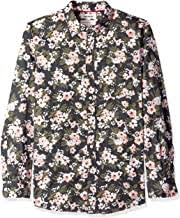 Floral Print Long Sleeve Shirt - Amazon.com