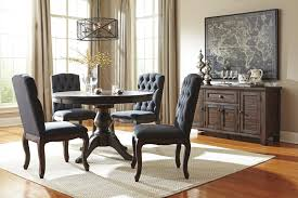 Dining Room Side Tables Signature Design By Ashley Trudell Solid Wood Pine Dining Room