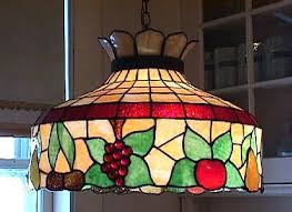 stained glass chandelier stained glass light fixtures brilliant illumination option light decorating ideas stained glass kitchen