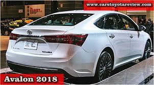 2018 toyota avalon hybrid. contemporary hybrid 2018 toyota avalon changes hybrid on toyota avalon hybrid a