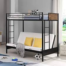 twin over futon bunk beds twin