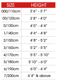 Adidas Chest Protector Sizing Chart Adidas Itf Club Dobok Size 110 Adititf01 110