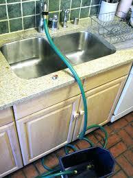 kitchen sink to garden hose adapter grden fucet grdens kitchen faucet to garden hose adapter home
