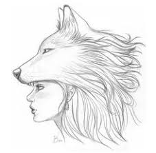 wolf drawing. Contemporary Drawing Image On We Heart It With Wolf Drawing R