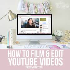 how to film edit youtube videos secret tips and tricks for