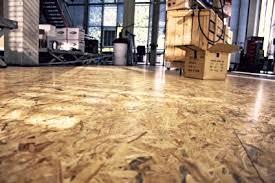 Vom fußboden bis zum dachstuhl: Clou Aus Liebe Zum Holz Clou Diy Expertentipps Osb Als Fussbodenbelag