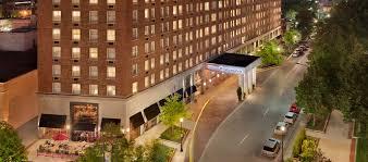 hilton orrington evanston hotel il hotel exterior