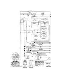 mower wiring diagram for snapper lawnmower repair pinterest John Deere L130 Riding Lawn Mower Switch Wiring Diagrams craftsman riding mower electrical diagram wiring diagram craftsman riding lawn mower i need one for