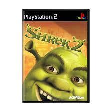 Jogo Shrek 2 - PS2 - MeuGameUsado