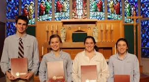bishop stang high school announces knights of columbus essay  bishop stang high school announces knights of columbus essay winners new bedford guide