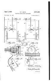wolf electric lawn mower wiring diagram wiring diagram and patent us5540037 control system for electric drive riding mower