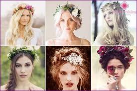 Svatba Ve Stylu Elegantní Boho Nápady Oděvů Nevěsty A ženicha Foto