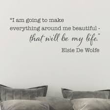 Beautiful Wall Quotes Best of Make Everything Around Me Beautiful Wall Quotes™ Decal WallQuotes