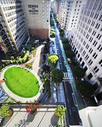 lehrer architects office design. Lehrer Architects Office Design Spring Street Park Downtown Angeles O