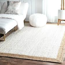 round rug natural fiber round jute rug 6 natural fiber braided reversible border white 3 x round rug natural fiber