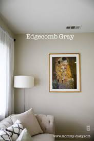 Revere Pewter or Edgecomb Gray: Gray and Greige Wall Inspirations  Mommy  Diary