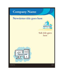 February Newsletter Template 50 Free Newsletter Templates For Work School And Classroom
